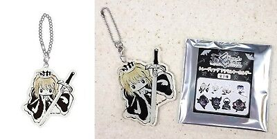 A3 Fate//Grand Order Trading Rubber Strap Keychain Charm 04//SD Saber Red Mordred