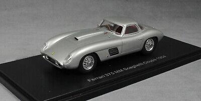 Neo Models Ferrari 375 MM Scaglietti Coupe in Silver 1954 46785 1/43 NEW