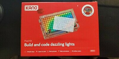 KANO Pixel Kit - Build and Code Dazzling Lights New Ages 6+