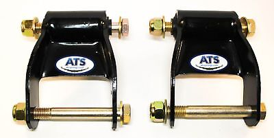 ATS Springs Ford F350 Leaf Spring Shackle Kit - Replaces 722-004