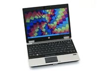 Core i5 Ultra portable laptop with docking station + 22 inch monitor