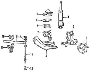 Car Engine Diagram And Parts likewise Mdmp 1002 Do It Yourself Frontend Alignments in addition 2006 Chevy Impala Rear Suspension Diagram additionally 2000 Ford F250 Parts Diagram together with 331420161059. on mustang front suspension diagram