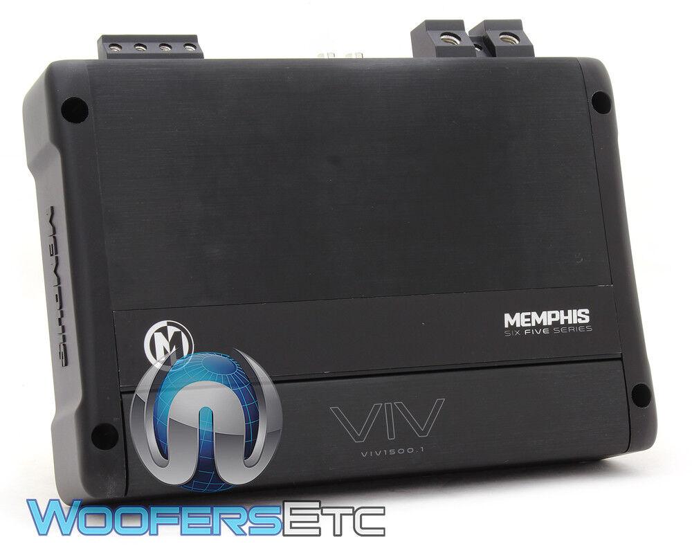MEMPHIS VIV1500.1 MONOBLOCK 3000W MAX SUBWOOFERS SPEAKERS