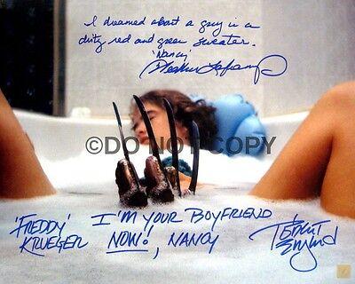 Nightmare On Elm Street Rare Heather Langenkamp 8x10 Signed Autographed Reprint