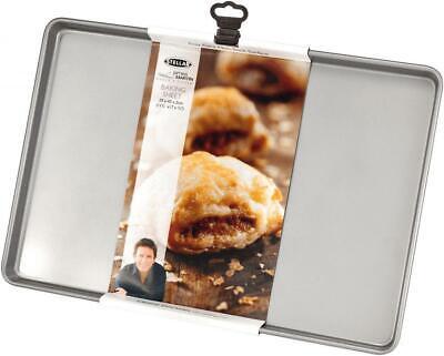 Stellar James Martin Bakers Dozen Non-Stick Steel 43x29cm Baking Tray Sheet