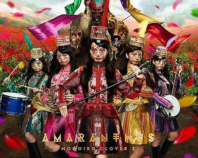 "MOMOIRO CLOVER Z DOME TREK 2016 ""AMARANTHUS"" Blu-ray BOX"