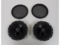 16.5'' inches Car speakers BOSS SE651S 200w (sold as pair)