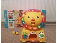 Fisher Price 3-in-1 Sit Stride & Ride Lion PAID £50 in Argos