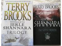 Terry Brooks paperback books