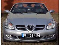 Mercedes-Benz SLK 1.8 SLK200 Kompressor 2dr £4,695 ***FULL SERVICE HISTORY***
