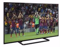 39 INCH PANASONIC SLIM FULL HD LED TV WITH BUILT IN FREEVIEW++ DELIVERY IS POSSIBLE++