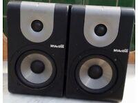 Alesis active studio speakers