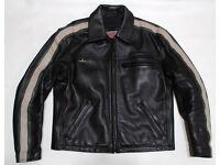 """Hein Gericke Retro Speedware Jacket Size M 40"""" Chest"""