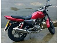 Moto Roma 125cc Learner Legal Motorbike