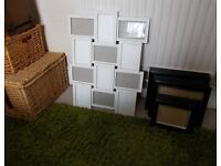 Picture Frames Assorted Sizes