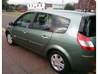 RENAULT GRAND SCENIC 1.6 AUTHENTIQUE***7 SEATER MPV** 12 MNTS MOT** GOOD CONDITION