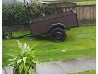 Car trailer 5x4