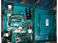 Makita tool set for spares