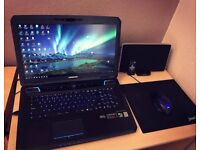 """Gaming Laptop 17.3"""" intel i7, 32GB RAM, NVIDIA 970 4GB, 1TBHDD 128GB SSD. Mouse and Speakers"""