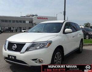 2014 Nissan Pathfinder S 4X2 |1.9% Fin|One Owner|