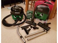 Numatic Henry (John) vacuum cleaner hoover plus accessories and bags