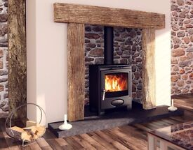 AARROW ECOBURN PLUS 5 KW STOVE UK MADE TOP QUALITY £699