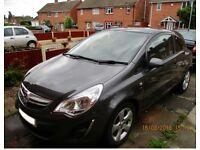Vauxhall Corsa sxi 1.2 61 plate