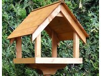 Large Traditional Bird Table