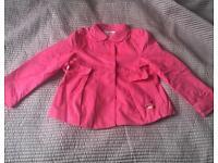 New girl jacket size 98-104cm 3-4yrs
