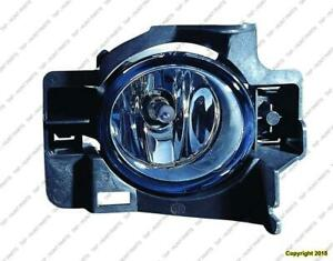 Fog Light Passenger Side Coupe High Quality Nissan ALTIMA 2008-2009