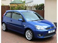 Ford Fiesta ST 2.0 3 Door (150 BHP) Only 27384 Miles, Full Service History, Original and Unmolested