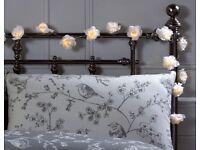 20 Beautiful White Rose Lights
