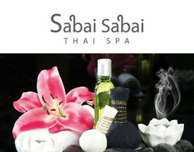Thai massage treatments for relaxation and well being (Bradford BD2 3A