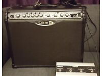 Guitar Amplifiers, Foot Switch and Floor Pod (multi effects)