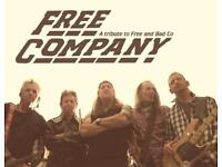2nd Guitarist (Lead Guitar) required for a Free/Bad Company Tribute Band 'Free Company'