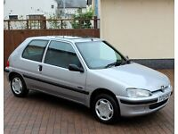 Peugeot 106 XN Zest 2, Elderly Owner Over 17 Years, 32125 Miles, New Service and MOT, Stunning Car