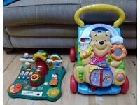 EARLY lEARNING TOYS FOR CHILDREN FROM 6 MONTHS OLD TO 2 OR 3 YEAR OLDS