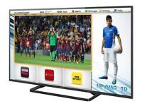 Panasonic 42-inch Widescreen 1080p Full HD Smart LED TV with Built-In Wi-Fi and Freeview