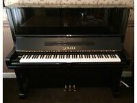 Yamaha upright U3 piano