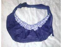 Navy Baby Carrier (Never Been Used)