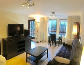 Recently refurbished Modern 4 double bedroom garden flat to rent. Orchard Brae / Comely Bank EH4