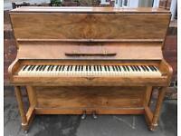 Small pretty upright piano for sale