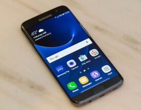 GALAXY S7 EDGE (32gb) BLACK UNLOCKED