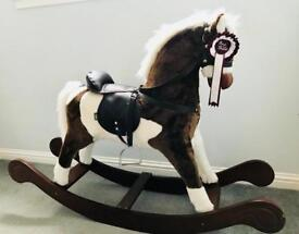 Mamas &Papas Rocking Horse-Excellent Condition