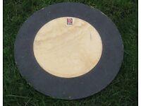 """Drums - Premier 16"""" Drum Practice Pad / Silencer"""