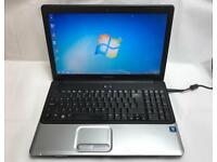 Compaq Quick HD Laptop, 250GB, 3GB Ram, Windows 7, HDMI, Microsoft office,VGood Condition
