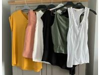 Ladies x17 items Top Bundle Size 12