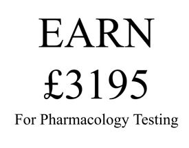 Earn £3195+ for Pharmacology Testing Classes - Brilliant Opportunity To Earn Cash For Christmas