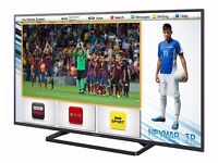 Full HD Smart LED TV with Built-In Wi-Fi and Freeview - High Quality and Highly Rated Product