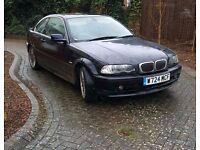 BMW 328 CI SPORT COUPE BLACK £995